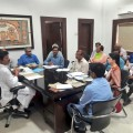 pratap jena meeting