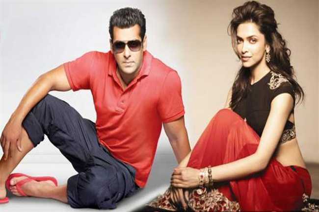 Salman & deepika