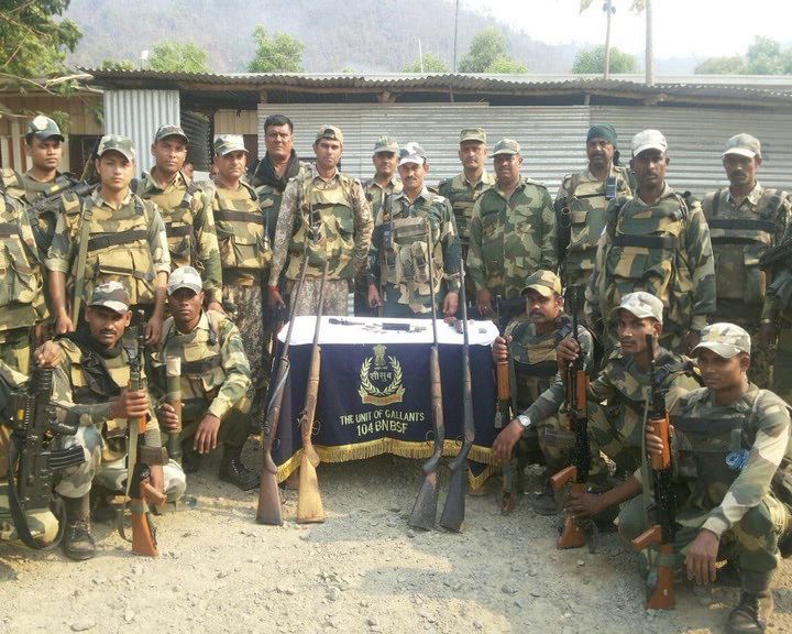 BSF Jawans