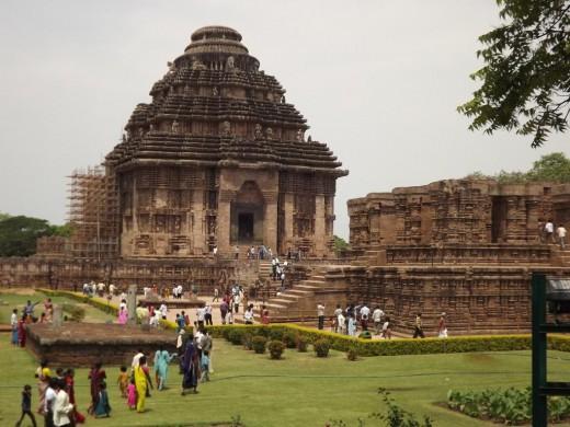 konarek sun temple