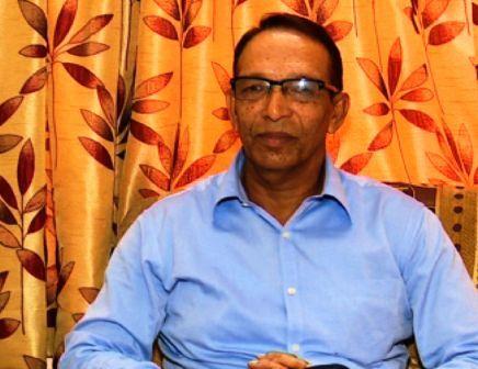 sanjeev marik joins jmm