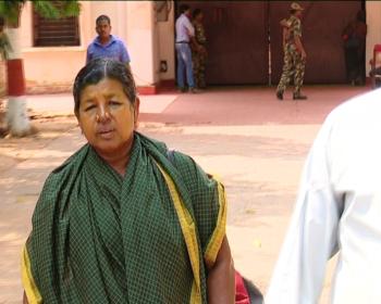 Maoist azad's mother
