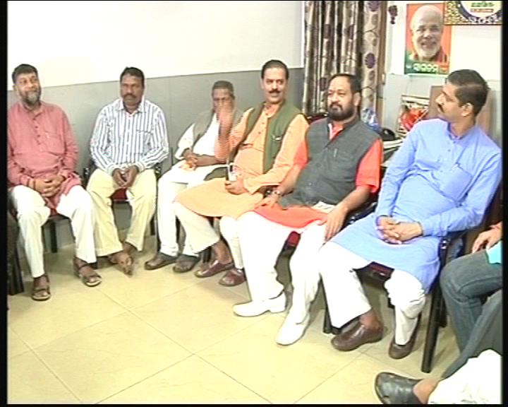 BJP janakalayana yatra, nabarangpur chandahandi