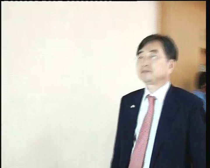 korea ambassy, meet chief minister, posco issue.