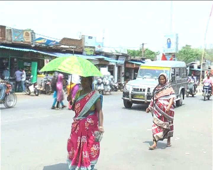 heat wave odisha