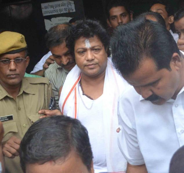 Controversial Sarathi Baba produced in SDJM court (2)