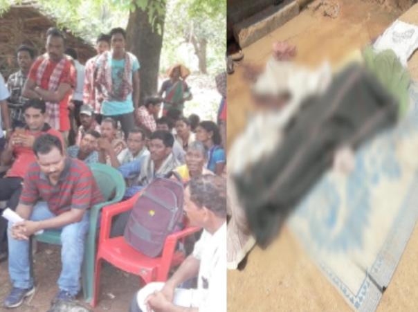 ganjam adivasi leader