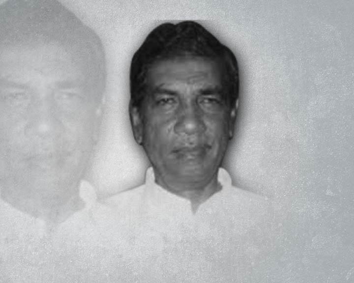 mp rudramadhav ray