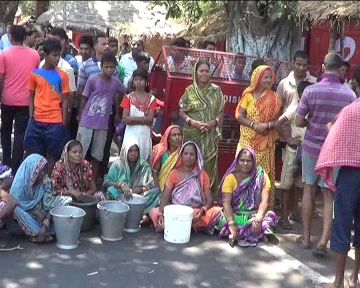 atthagarh water problem