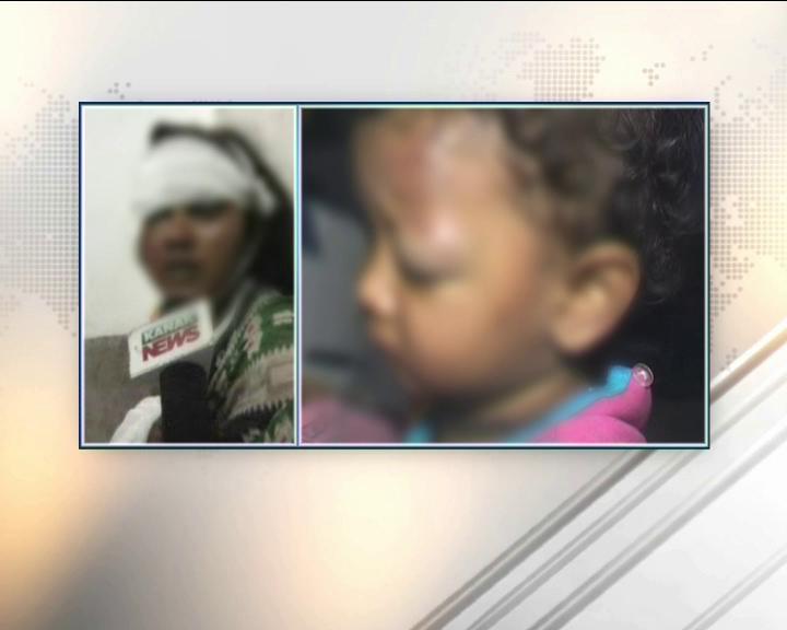 bhadrak bus incident,women and her child