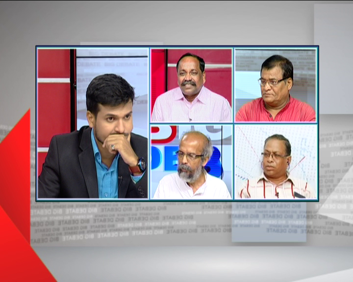 big debate jagamohan issue