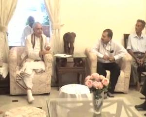 gajapati meeting