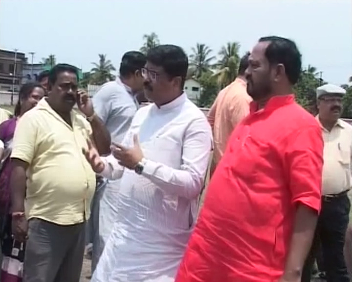 Modi visit to odisha