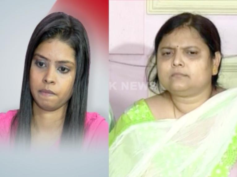 bini samal & sharmistha controversy