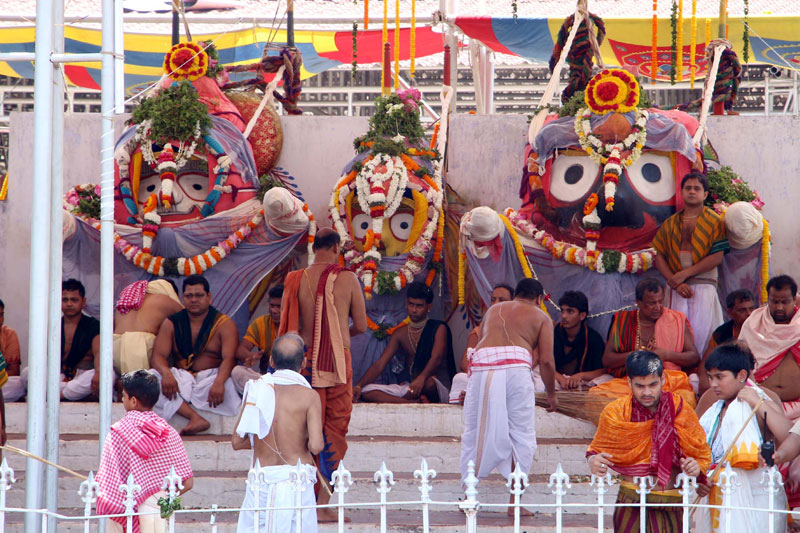 puri meeting, snana purnima