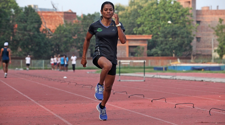 dutee chand in rio -olmpic