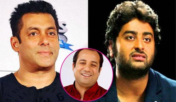 arijit out from sultan song