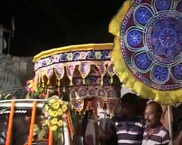 sital sasthi-yatra