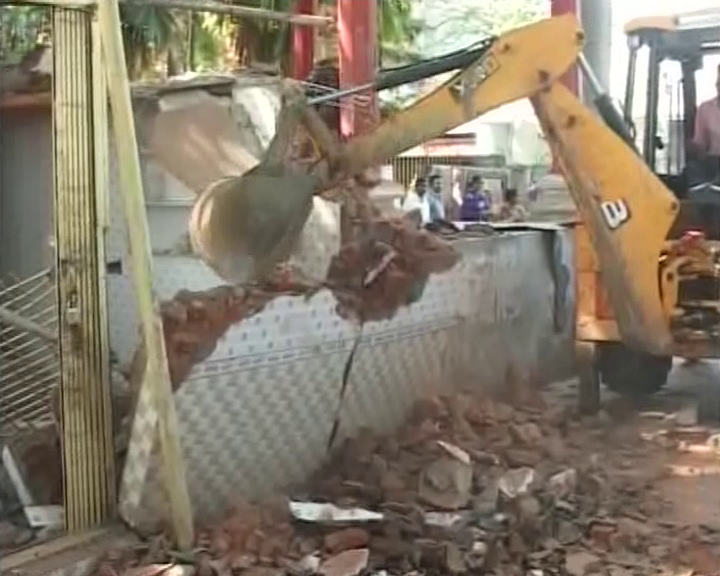 jayapur eviction