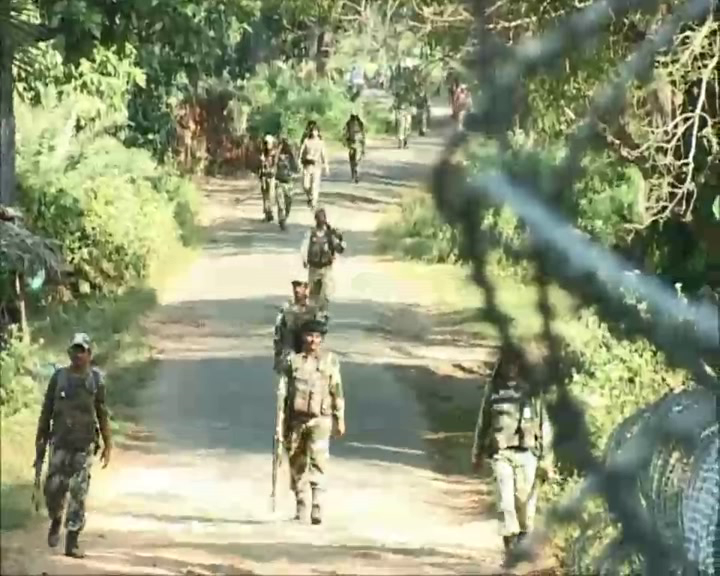 malkangiri chatisgarh police maoist firing