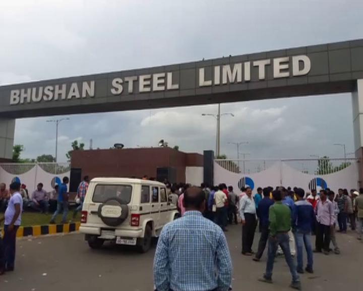 bhushan-strike