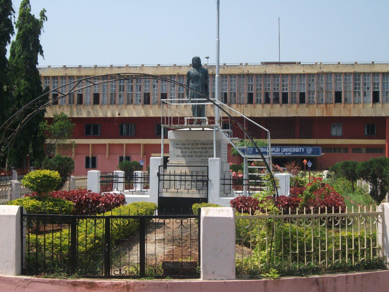 Berhampur-University-Odisha