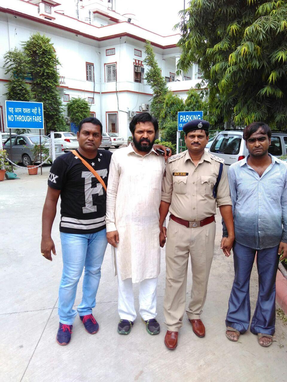 bjp minister siv sankar arrest -