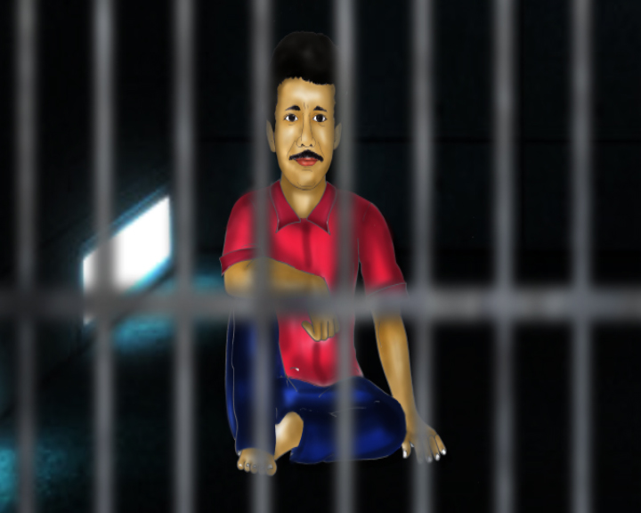 papu comedy in jail