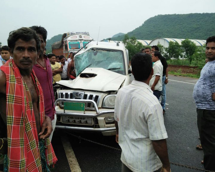 khordha accident