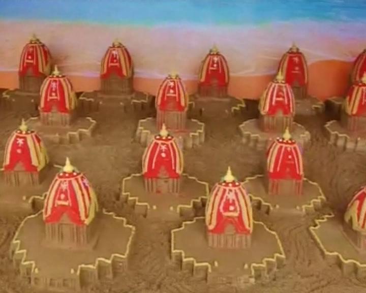 sand carts