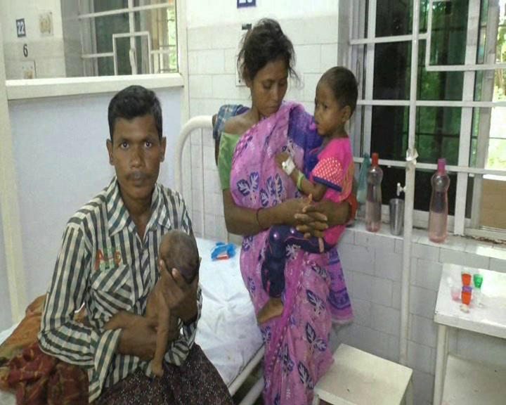 Unknown Disease Killed 19 Children IN Jajpur