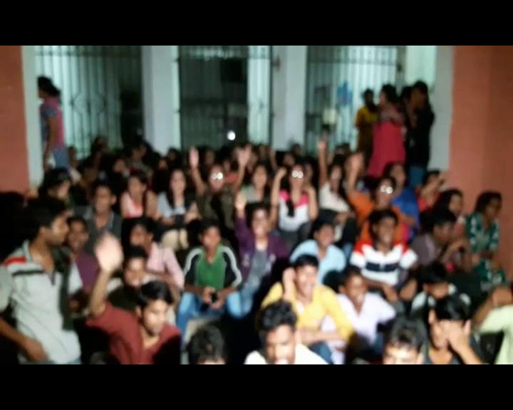 revensa college student strike