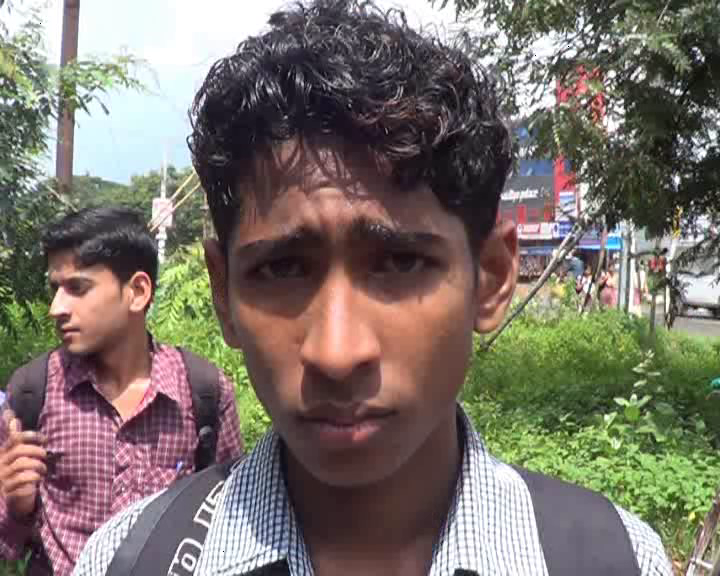student beaten
