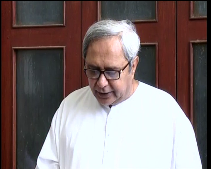cm on mahanadi issue