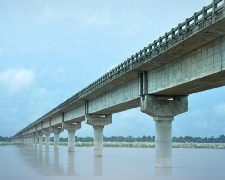 mahanadi lie - kelo project issue