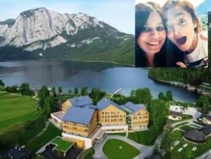 Alia Bhatt - Holiday in Austria