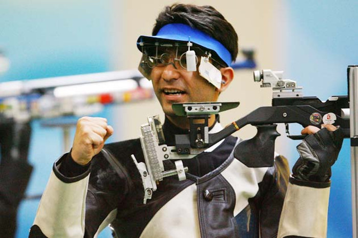 abhinab bindra go final -tio