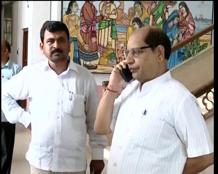 bjd team meeting -chhatish garh barrage issue