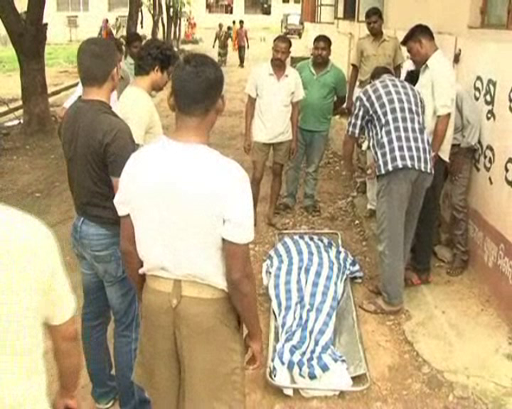 forester death in angul