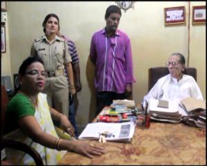 parala maharaj go for treatment