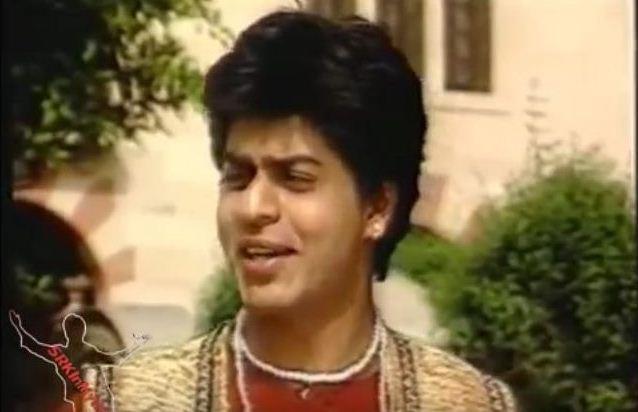 shaharukh khan short film -mahaan karz-1991