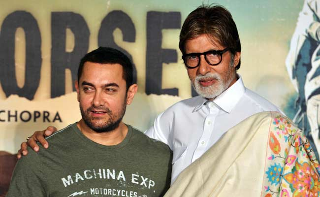 amir and amitabh