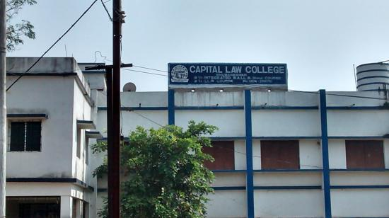 capital law college