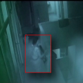 mother throw her new born baby -utterpradesh-cctv footage