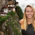 fastest female to visit EVERY country in the world after hitting 180 destinations in just 15 months Read more: http://www.dailymail.co.uk/travel/travel_news/article-3877980/Traveller-set-fastest-female-visit-country-world-hitting-180-destinations-just-15-months-cost-198k.html#ixzz4Of5AMj8P Follow us: @MailOnline on Twitter | DailyMail on Facebook