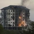 One terrorist killed, but Pampore shootout still on