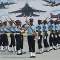 84th airforce day - celebration in gajiabad airforce base camp