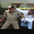 attack to police