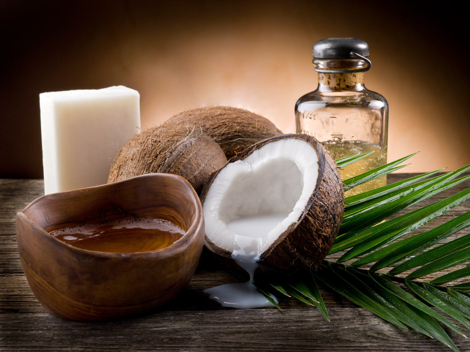 The Benefits of Cooking with Coconut Oil