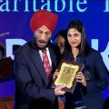 shravani ekalavya award
